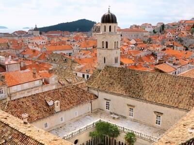 St. Claire Nunnery Dubrovnik Croatia