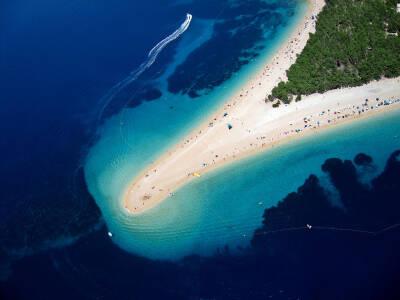 Bol Brac Island Cruise Port Croatia