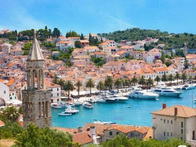 Hvar Cruise Port Croatia