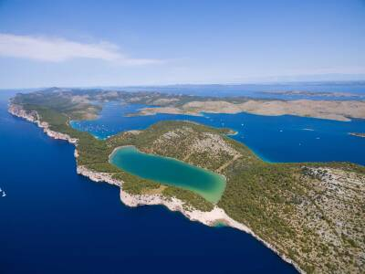 Kornati Islands Cruise Port Croatia