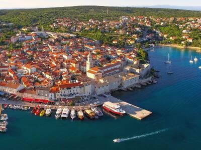Krk Cruise Port Croatia