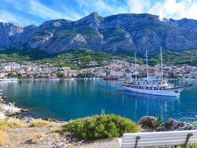 Makarska Cruise Port Croatia