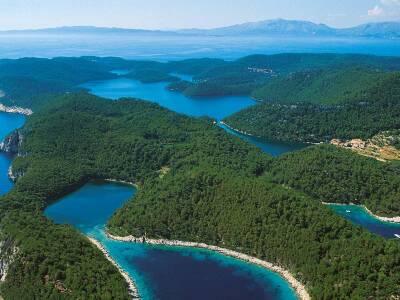Mljet Island Cruise Port Croatia