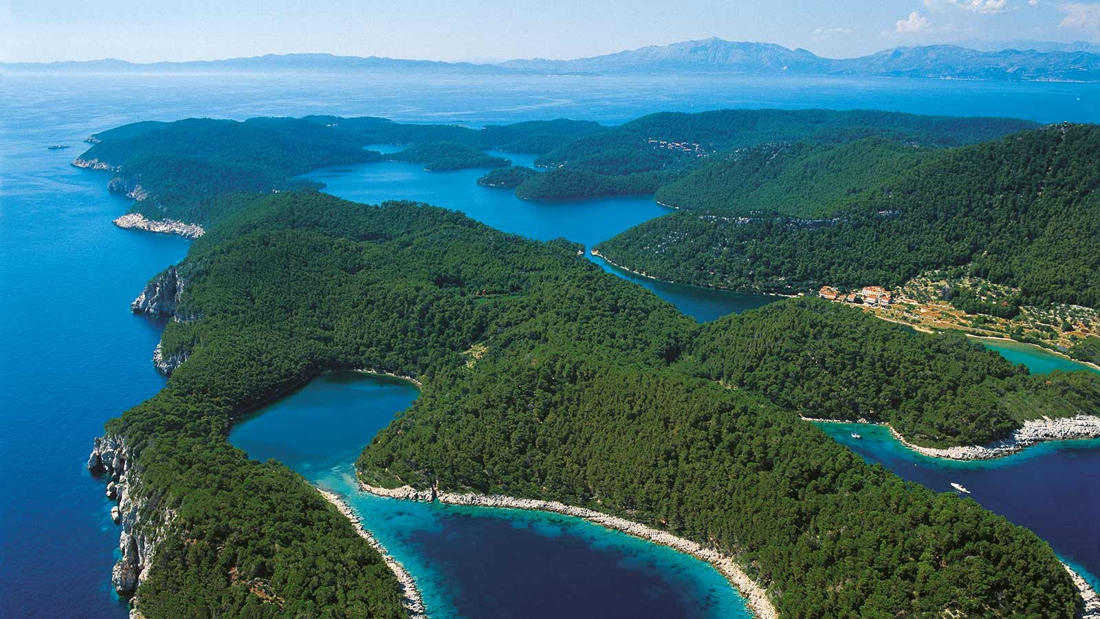 Mljet Island Cruise Port Croatia