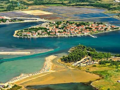 Nin Cruise Port Croatia