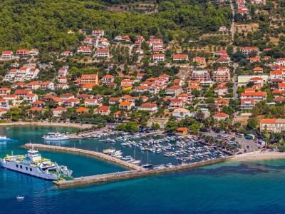 Orebić Cruise Port Croatia