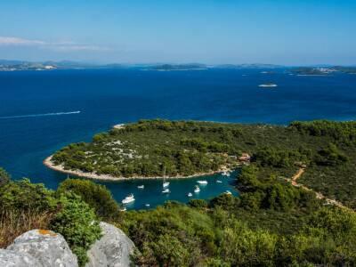 Pašman Island Cruise Port Croatia