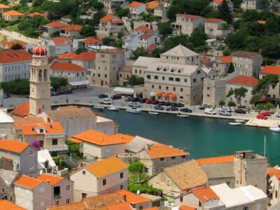 Pučišća Cruise Port Croatia
