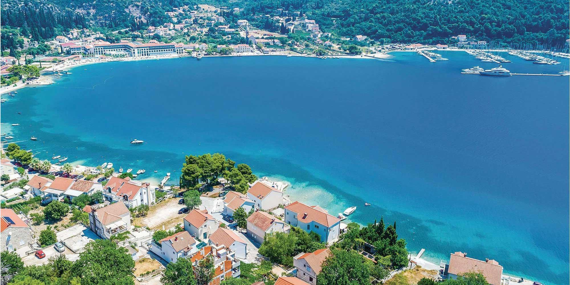 Slano Cruise Port Croatia