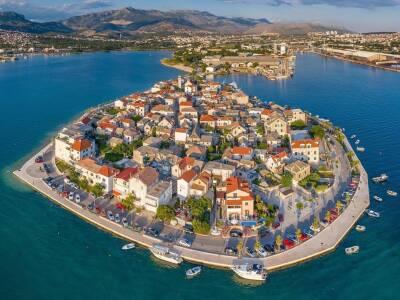 Solin Cruise Port Croatia