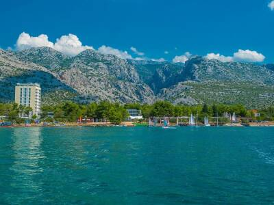 Starigrad Paklenica Cruise Port Croatia