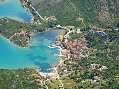 Ston-Cruise-Port-Croatia