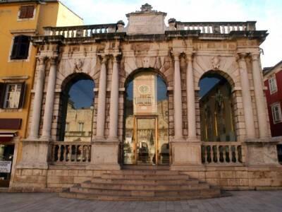 Zadar National Archaeological Museuml Croatia Cruise