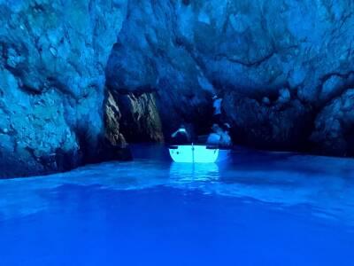 biševo island blue cave croatia cruise