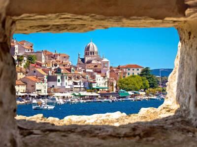 Šibenik Cruise Port Croatia