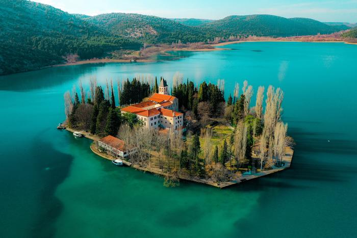 visovac-lake-cruise-croatia