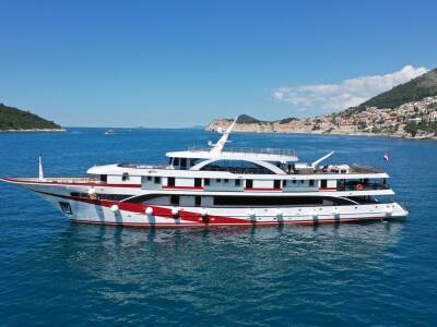 Antaris Ship Croatia Cruise