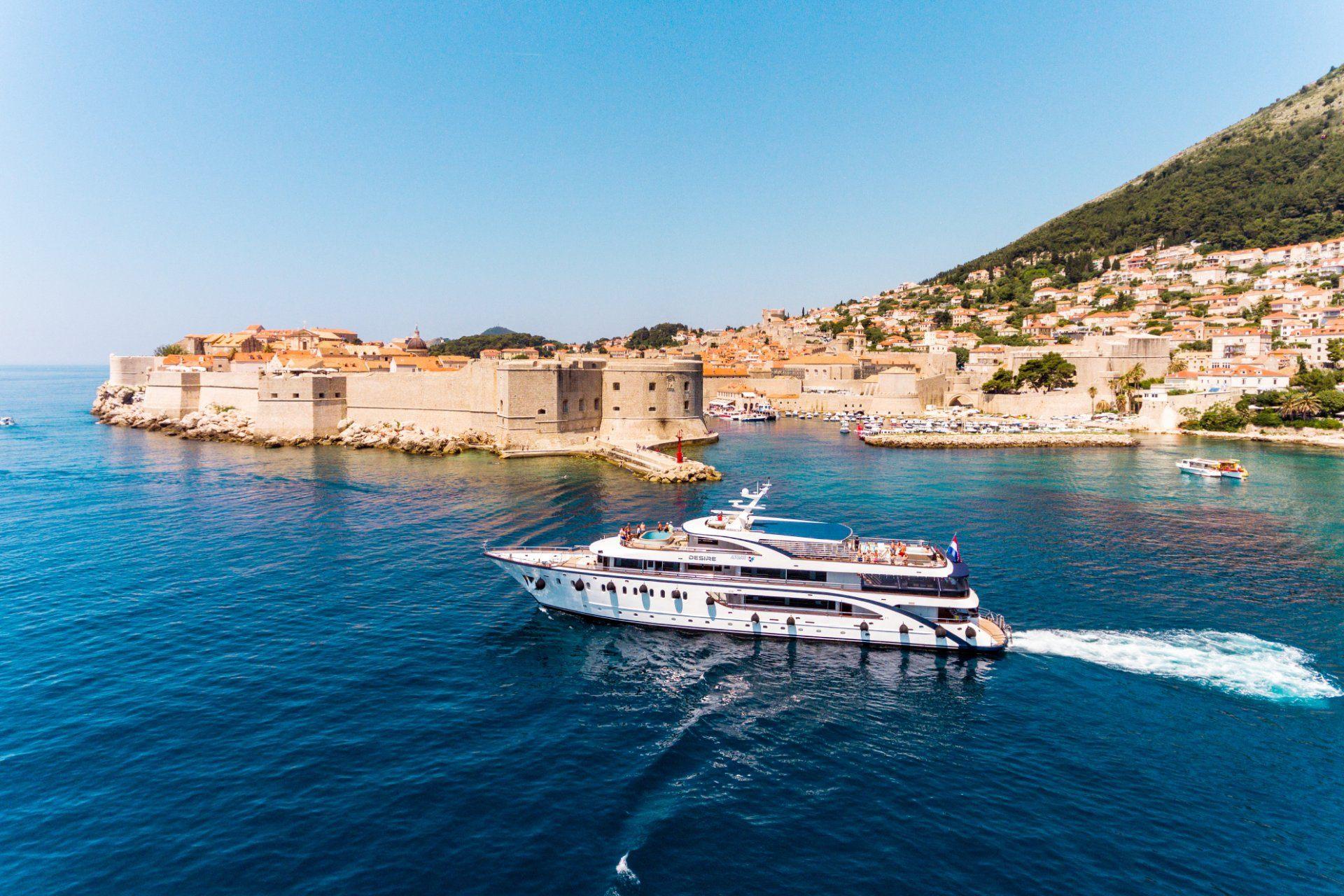 croatia cruises from dubrovnik