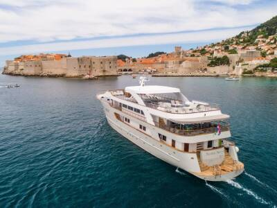 8-Day Cruise From Dubrovnik to Split on Mama Marija