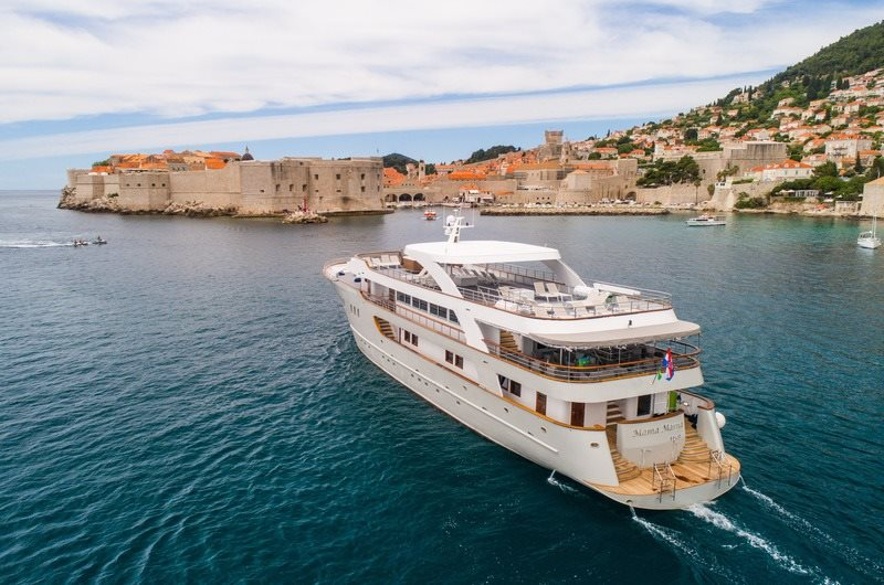 8-Day Cruise From Dubrovnik to Split on Mama Marija