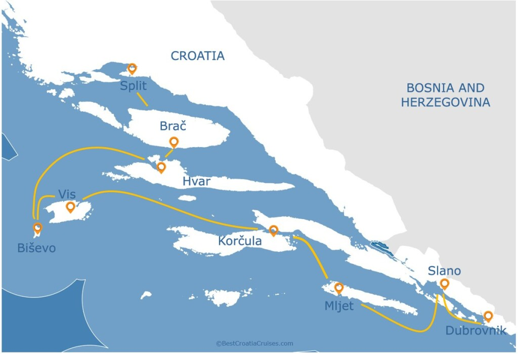 8-day-cruise-from-Split-to Dubrovik-on-Cristal