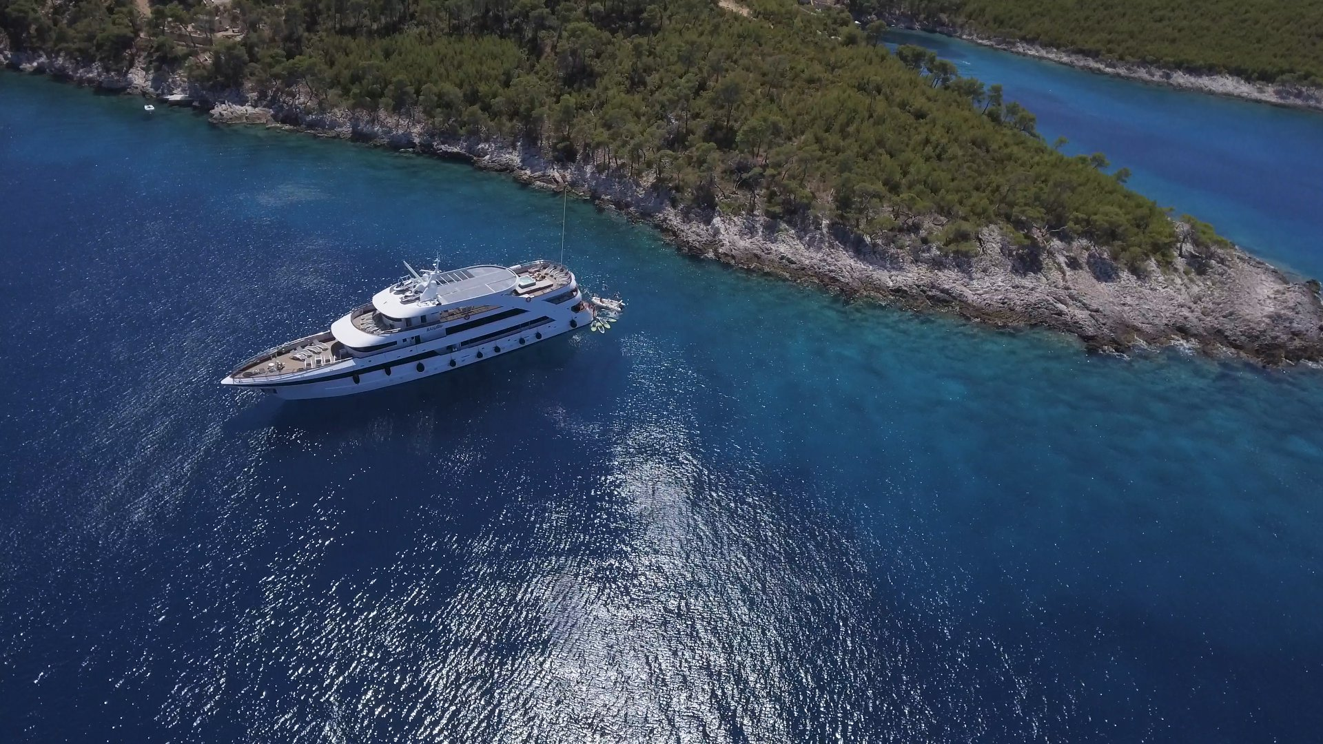 Adriatic Discovery Cruise from Dubrovnik to Split on Ban 13