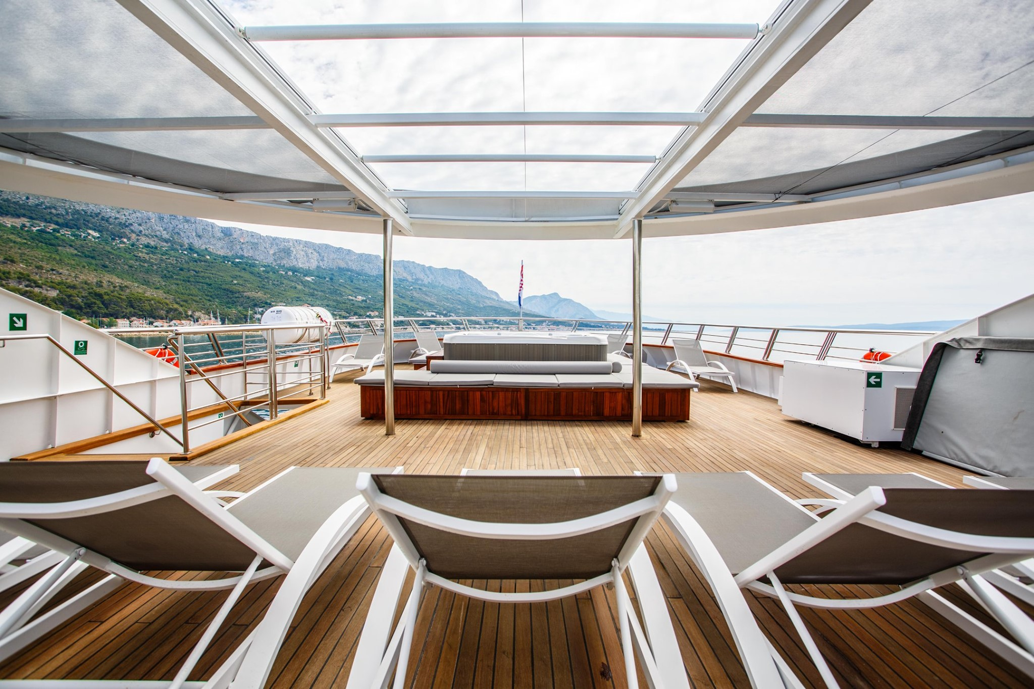 Adriatic Discovery Cruise from Dubrovnik to Split on Ban 17