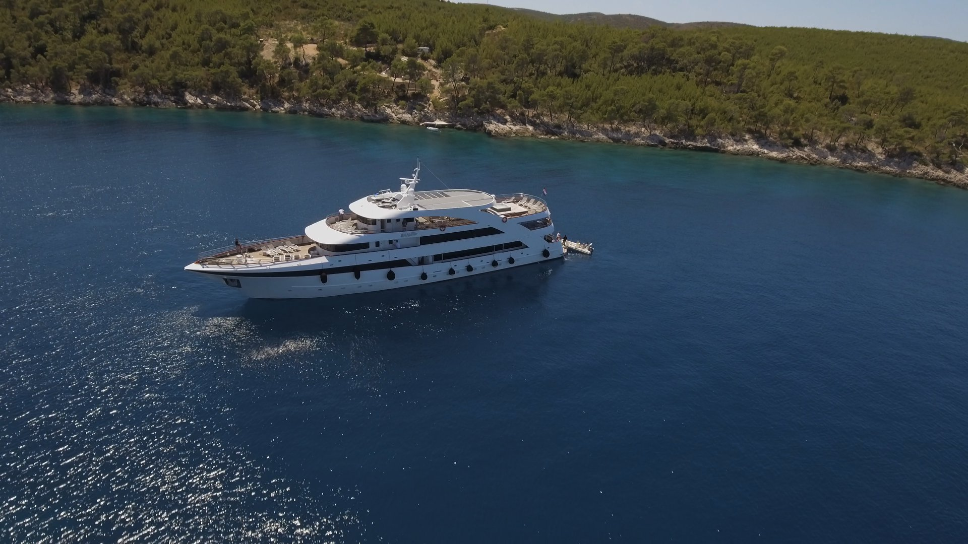 Adriatic Discovery Cruise from Dubrovnik to Split on Ban 3