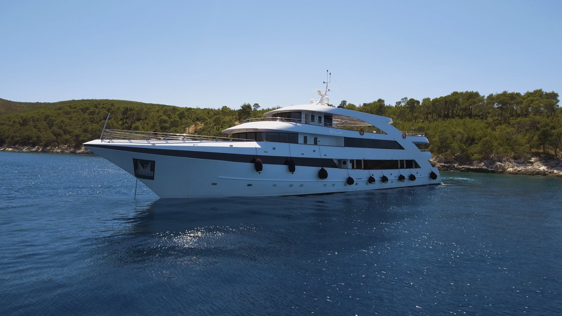 Adriatic Discovery Cruise from Dubrovnik to Split on Ban