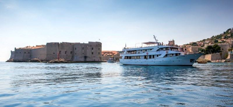 One Way Cruise from Dubrovnik to Split on Splendid 2