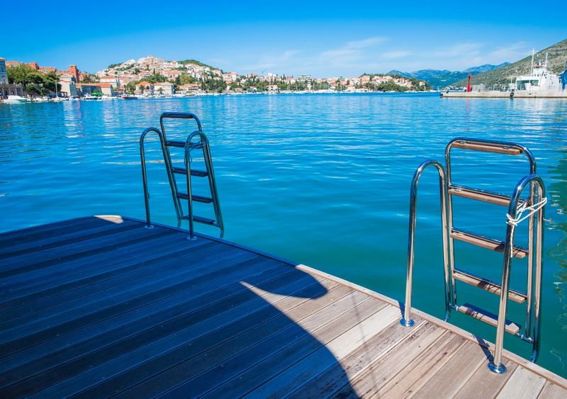 One Way Cruise from Dubrovnik to Split on Splendid 5