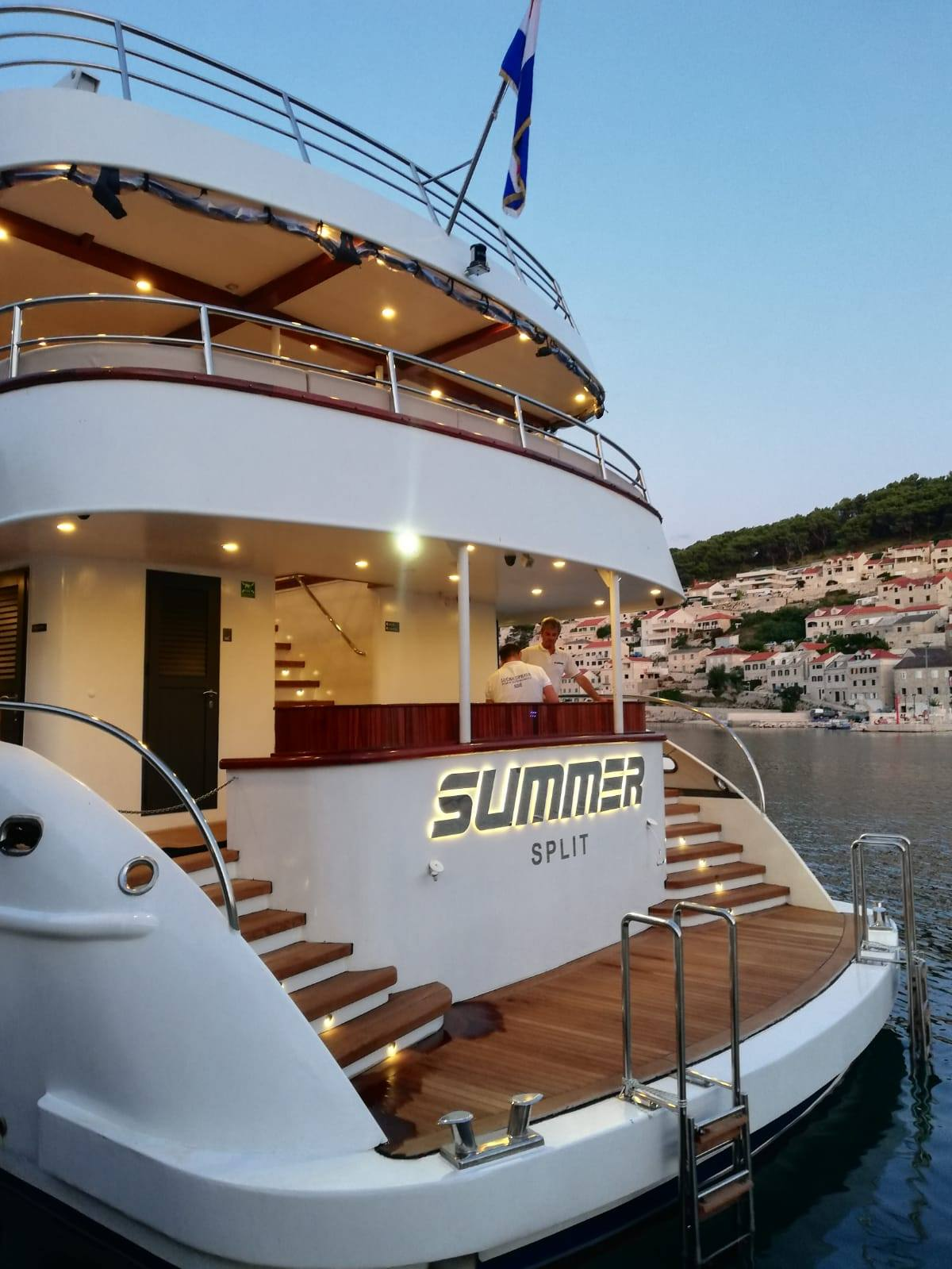 One Way Cruise from Dubrovnik to Split on Summer 6