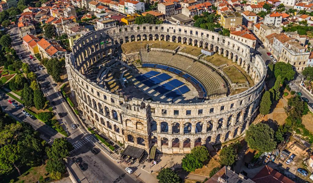 Pula Croatia Cruise
