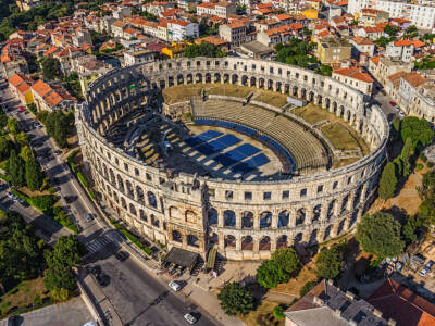 Pula Croatia Cruise