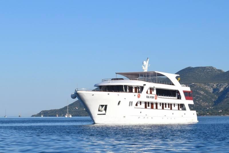 Supreme One Way Split to Dubrovnik Cruise on Equator 1