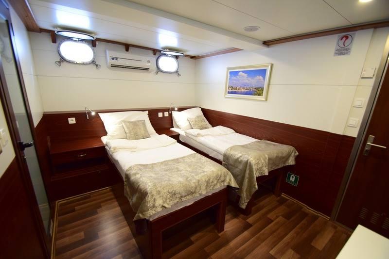 Supreme One Way Split to Dubrovnik Cruise on Equator 12