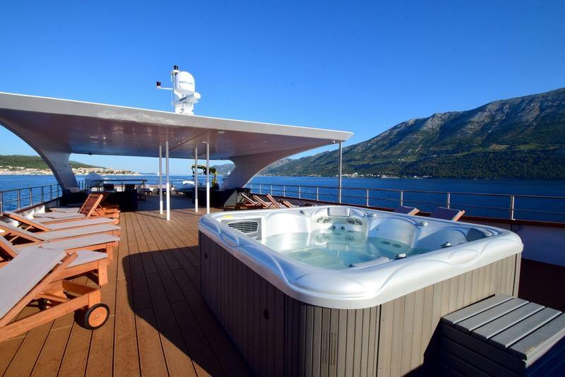 Supreme One Way Split to Dubrovnik Cruise on Equator 4