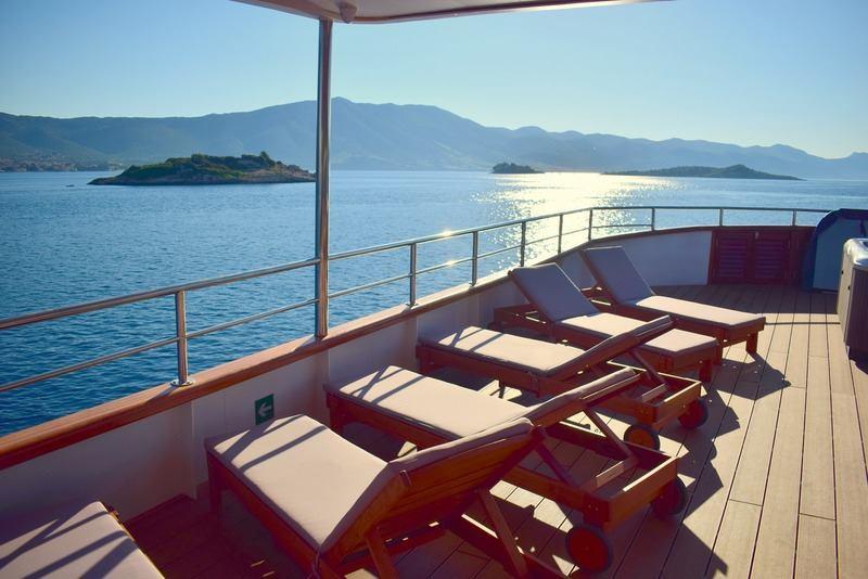 Supreme One Way Split to Dubrovnik Cruise on Equator 5