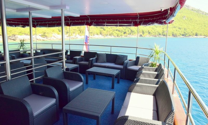 Supreme One Way Split to Dubrovnik Cruise on Equator 8
