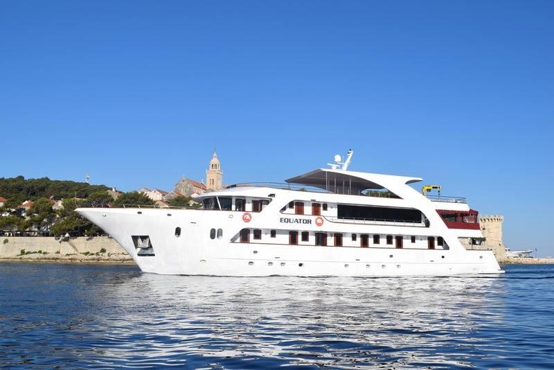 Supreme One Way Split to Dubrovnik Cruise on Equator