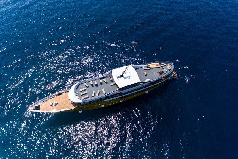Supreme Split Return Cruise on Arca 2
