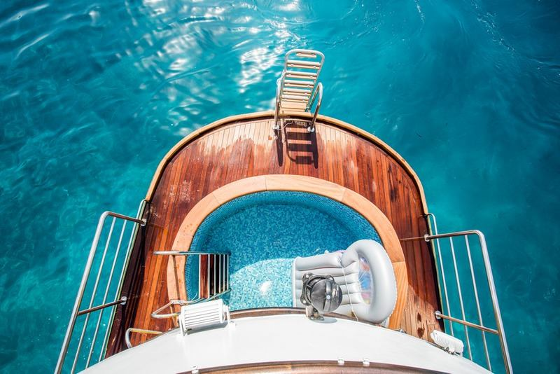 Supreme Split Return Cruise on Arca 5