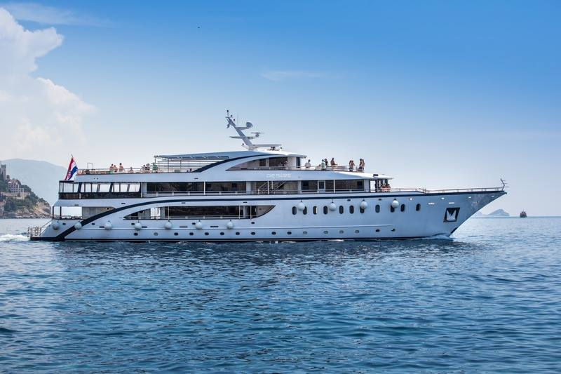 Supreme Split Return Cruise on Desire 1