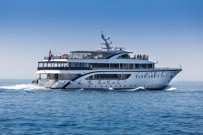 Supreme Split Return Cruise on Desire 2