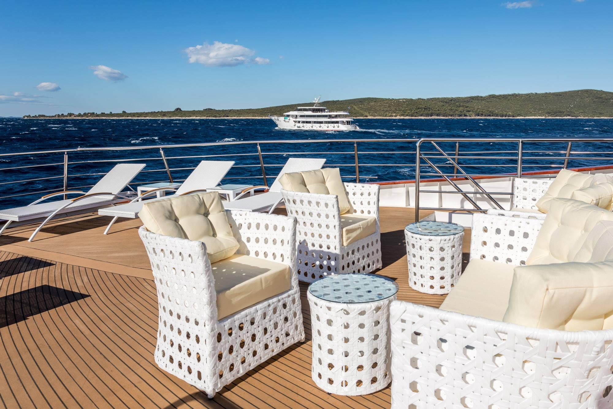 Supreme Split return cruise on Adriatic Queen 10