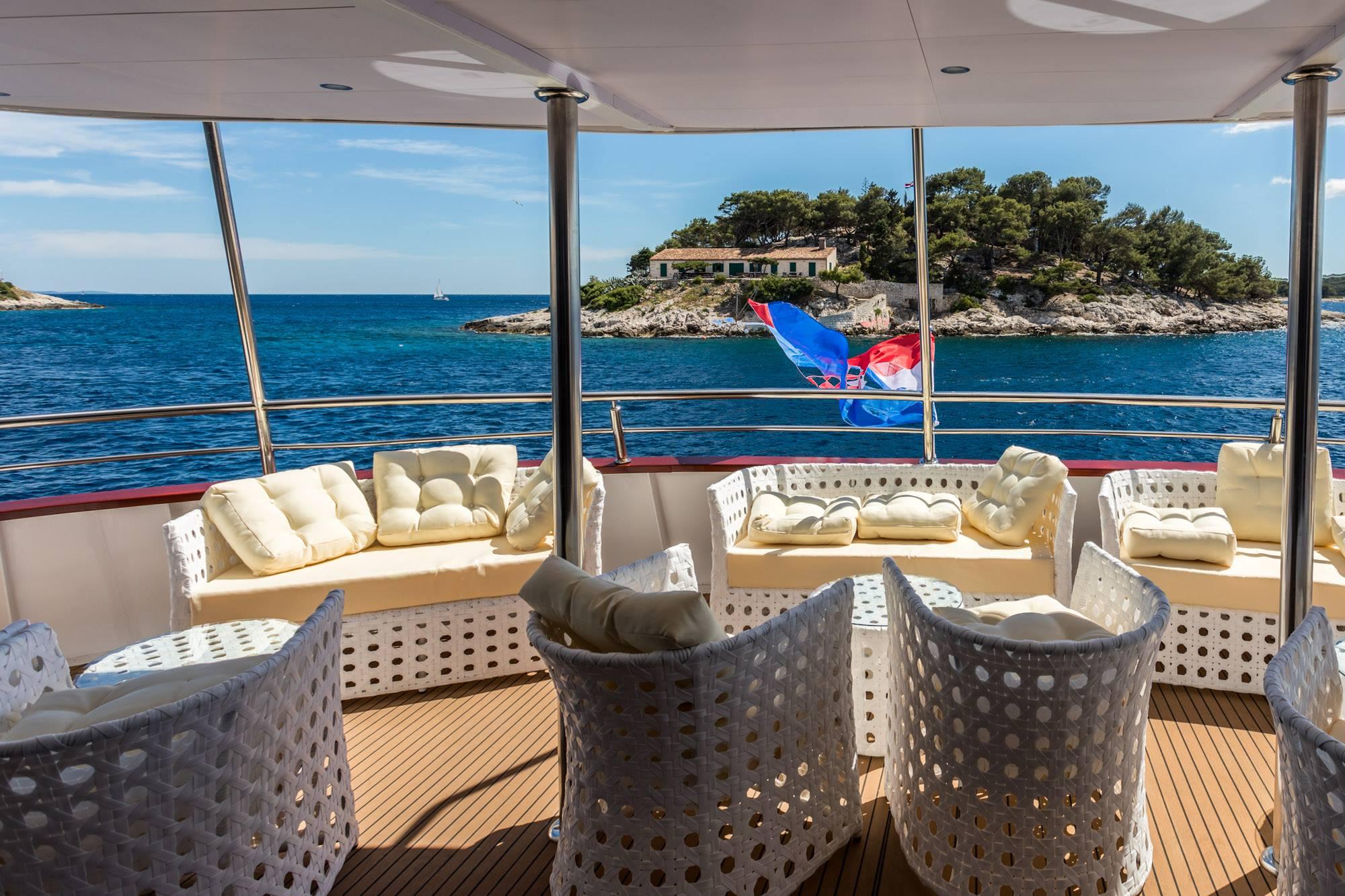 Supreme Split return cruise on Adriatic Queen 13