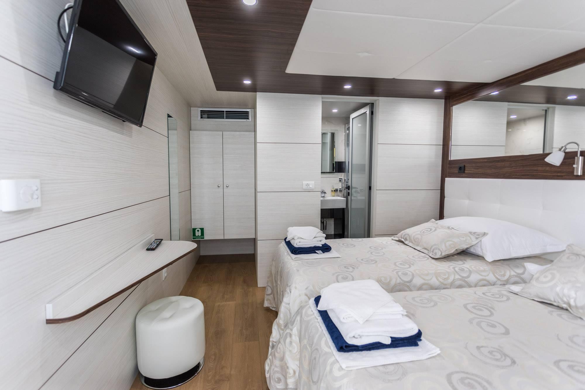 Supreme Split return cruise on Adriatic Queen 8