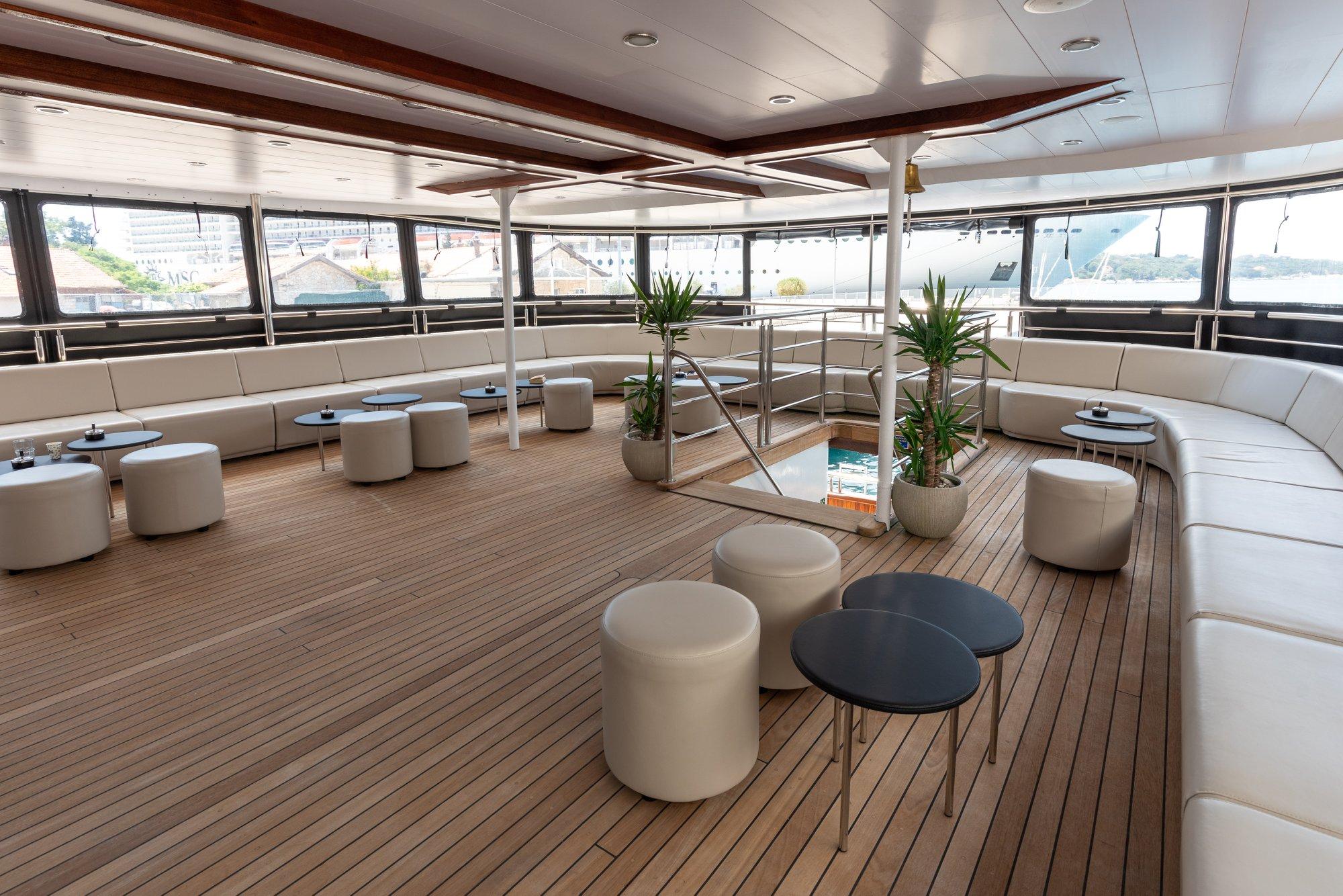 cristal small cruise ship 8