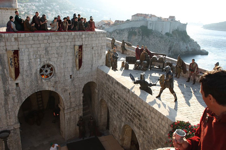 cruise croatia filming location dubrovnik