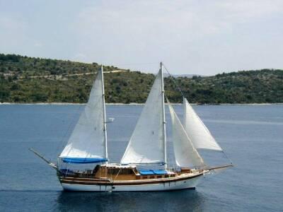 Andi Gulet Croatia
